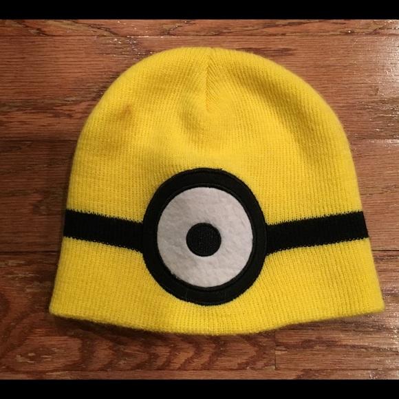 Accessories Despicable Me Minion Cap Winter Hat Poshmark
